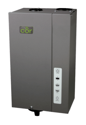 cor humidifier ss conversions montreal